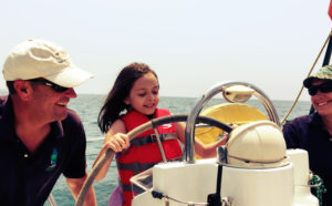 Sailing with Families, Mila