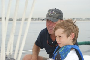 Captain Stu Admiralty Sailing