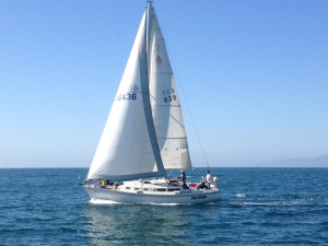 Bluewater Sailing's Catalina 34, Cool Change